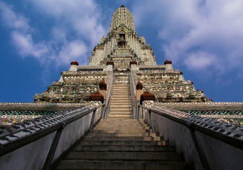Templo del Amanecer, Bangkok