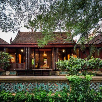 Casa de Jim Thompson en Bangkok