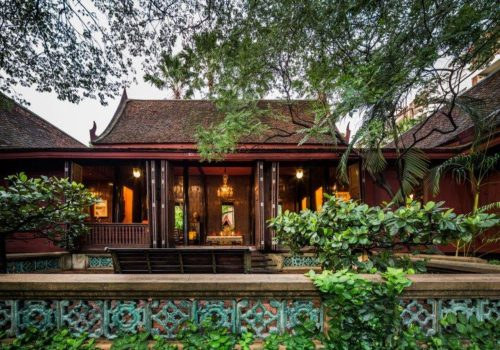 Casa de Jim Thompson en Bangkok