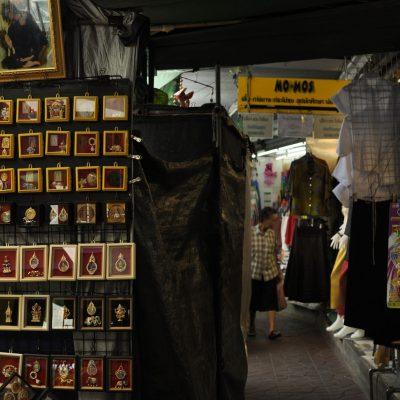 Chatuchak, gran mercado en Bangkok