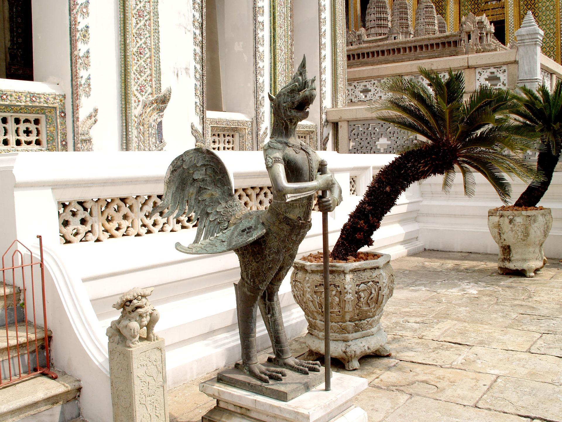 qué ver en Bangkok Templo del Buda de la Esmeralda