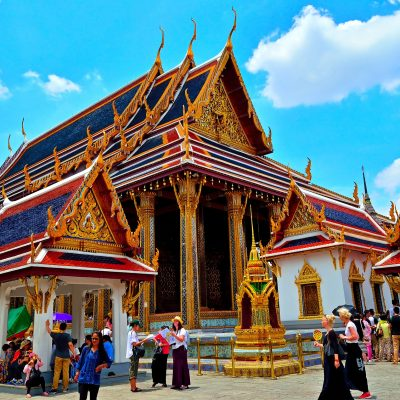 Templo del Buda de Esmeralda, Bangkok