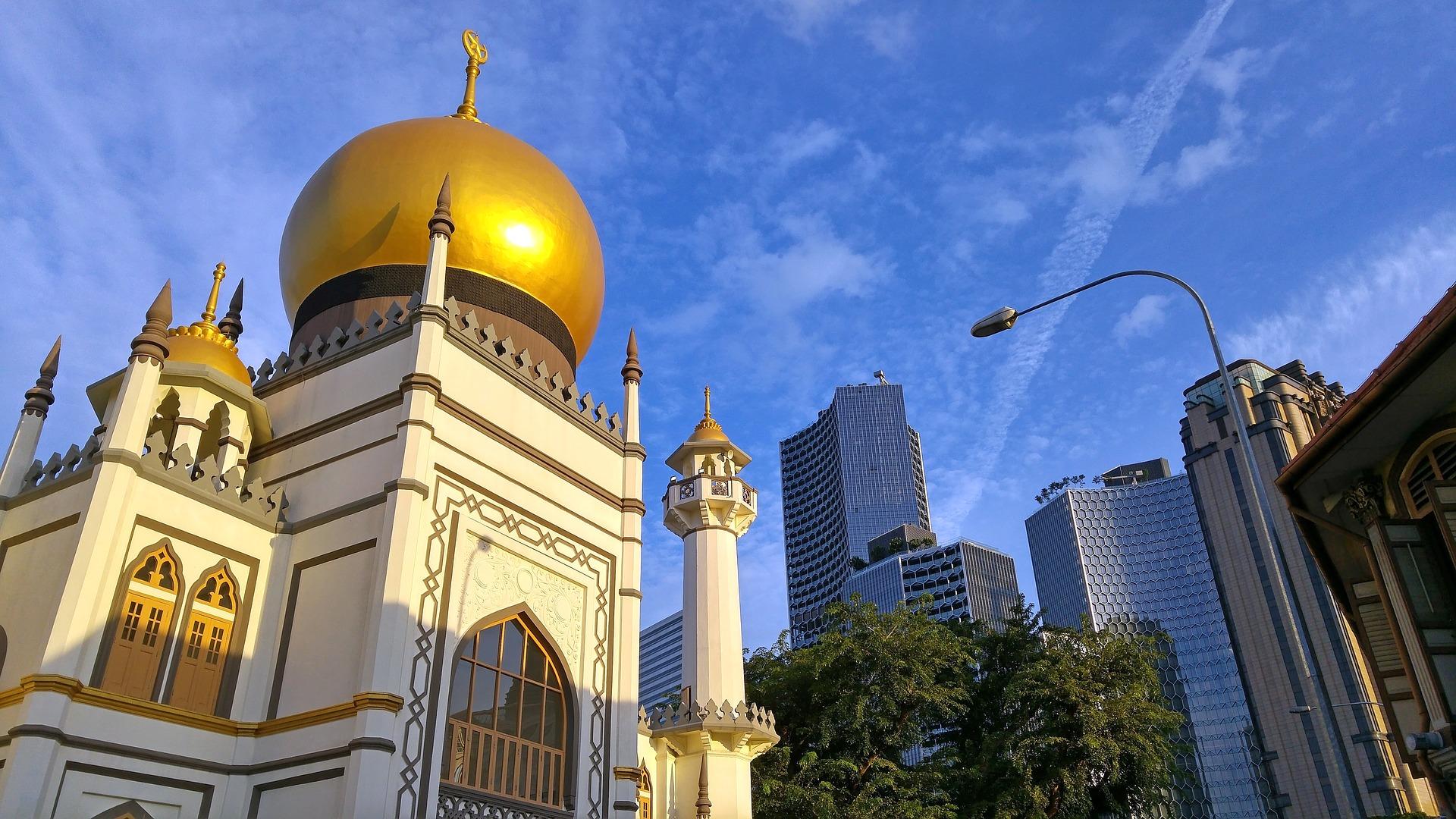 qué ver en Singapur Kampong Glam