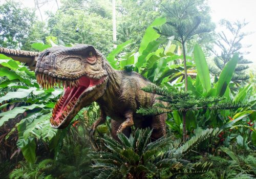 Zoo de Singapur, el mejor de Asia