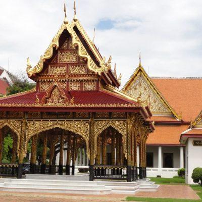 Museo Nacional de Bangkok