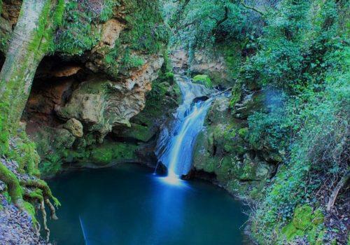 Baños de Popea, inspiración natural