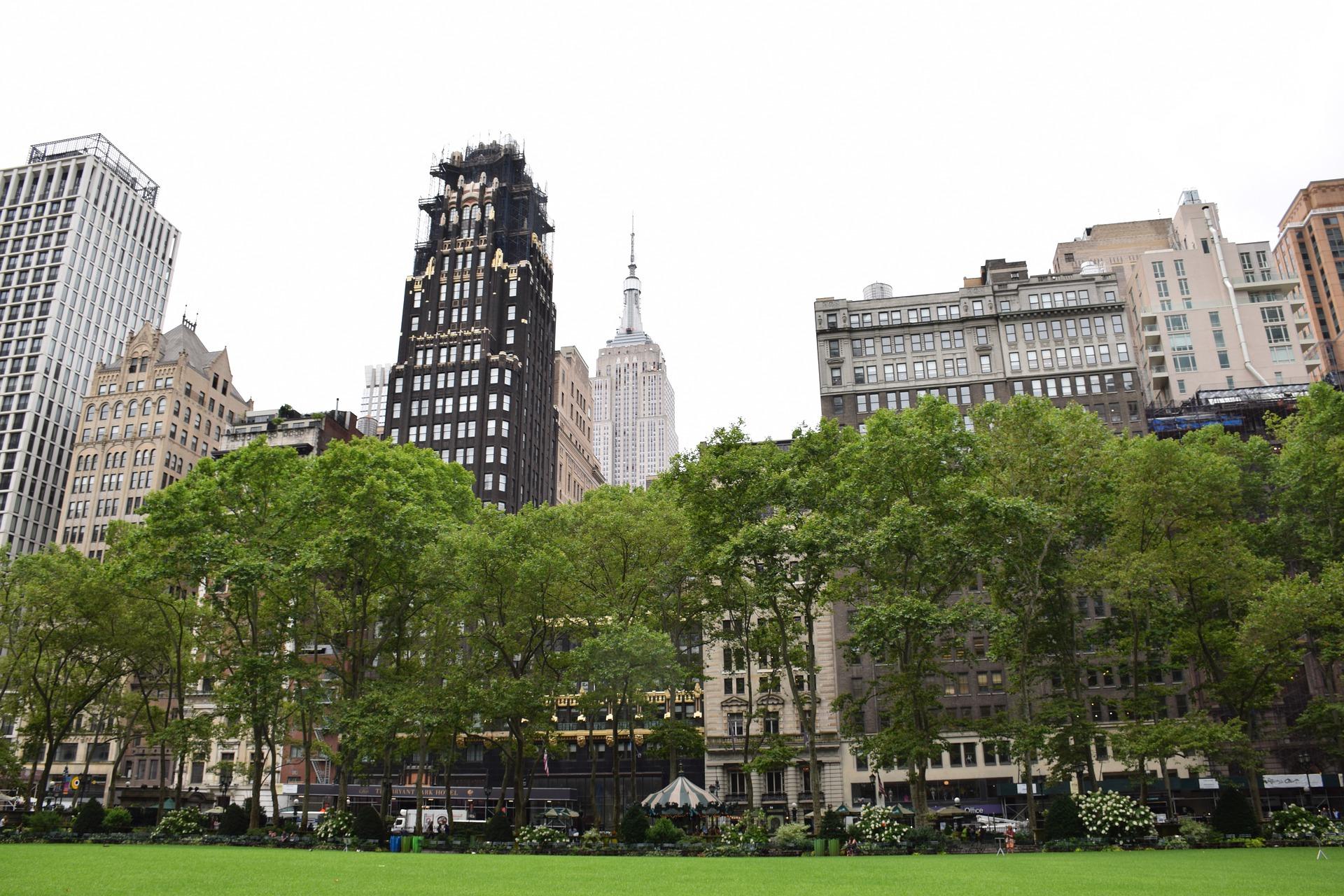 qué ver en Nueva York Bryant Park