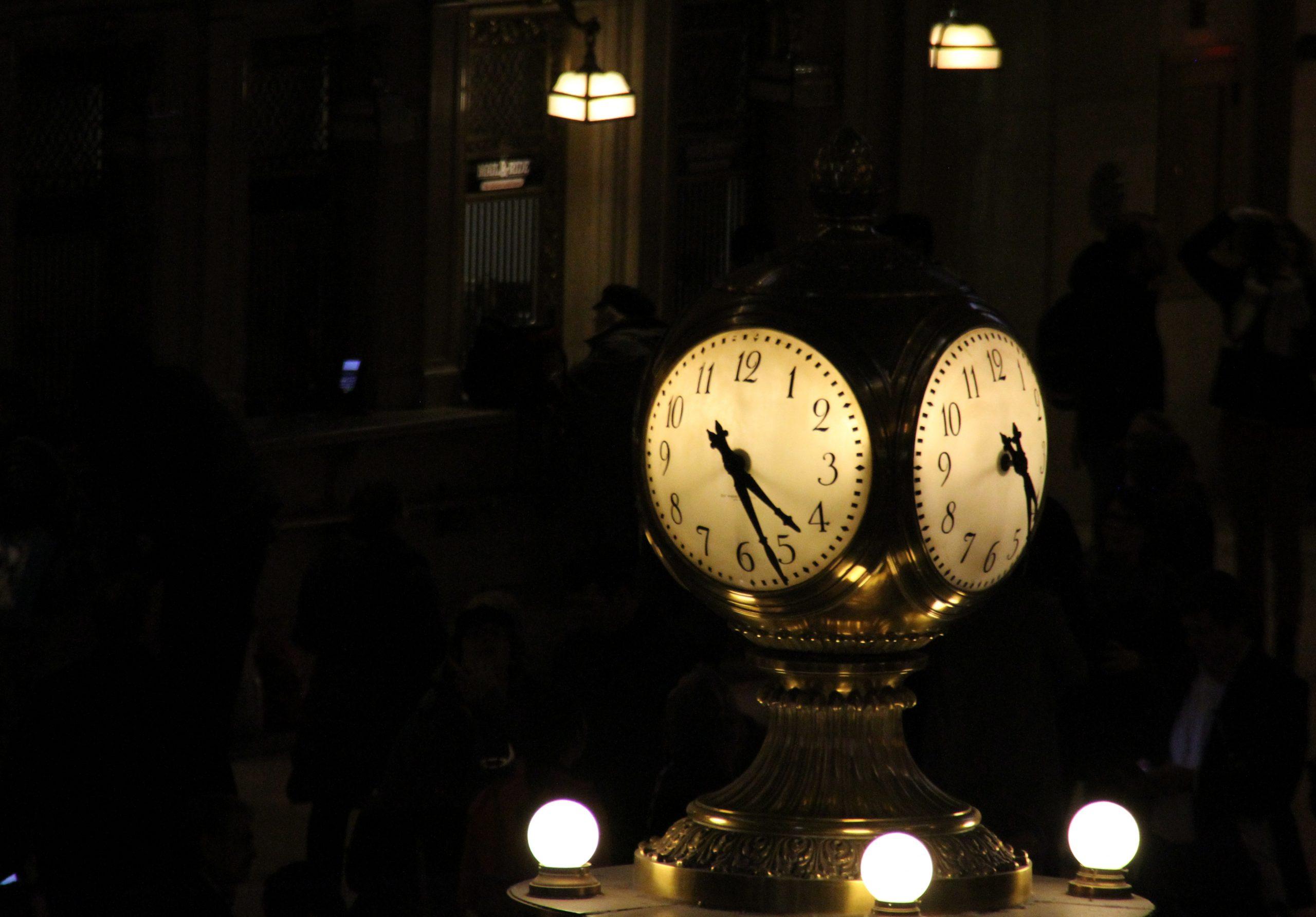 qué ver en Nueva York Grand Central Terminal