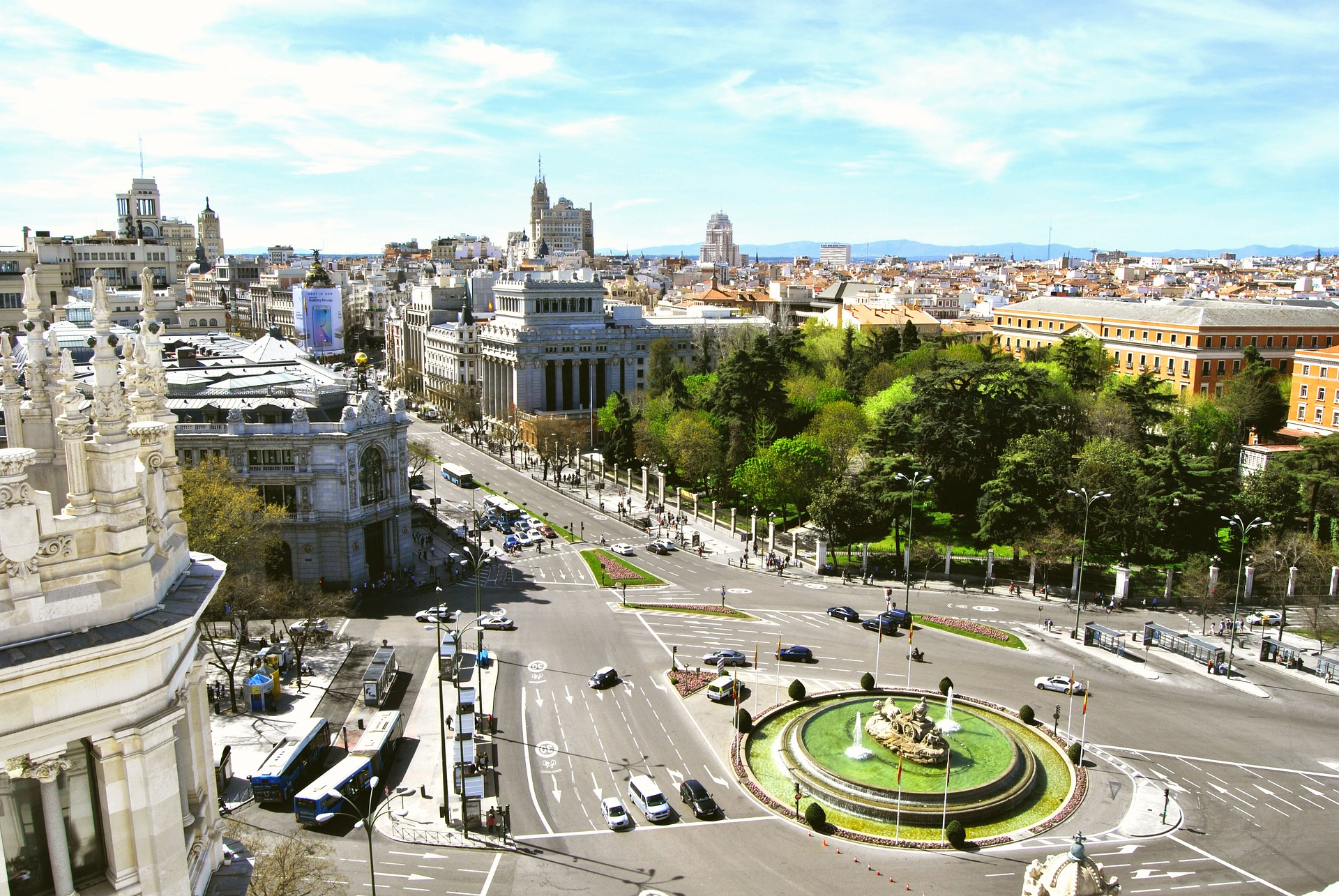 qué ver en Madrid Gran Vía