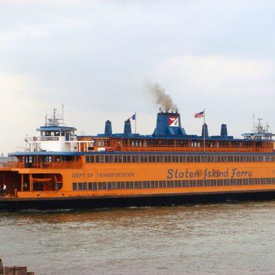 Ferry de Staten Island, Nueva York