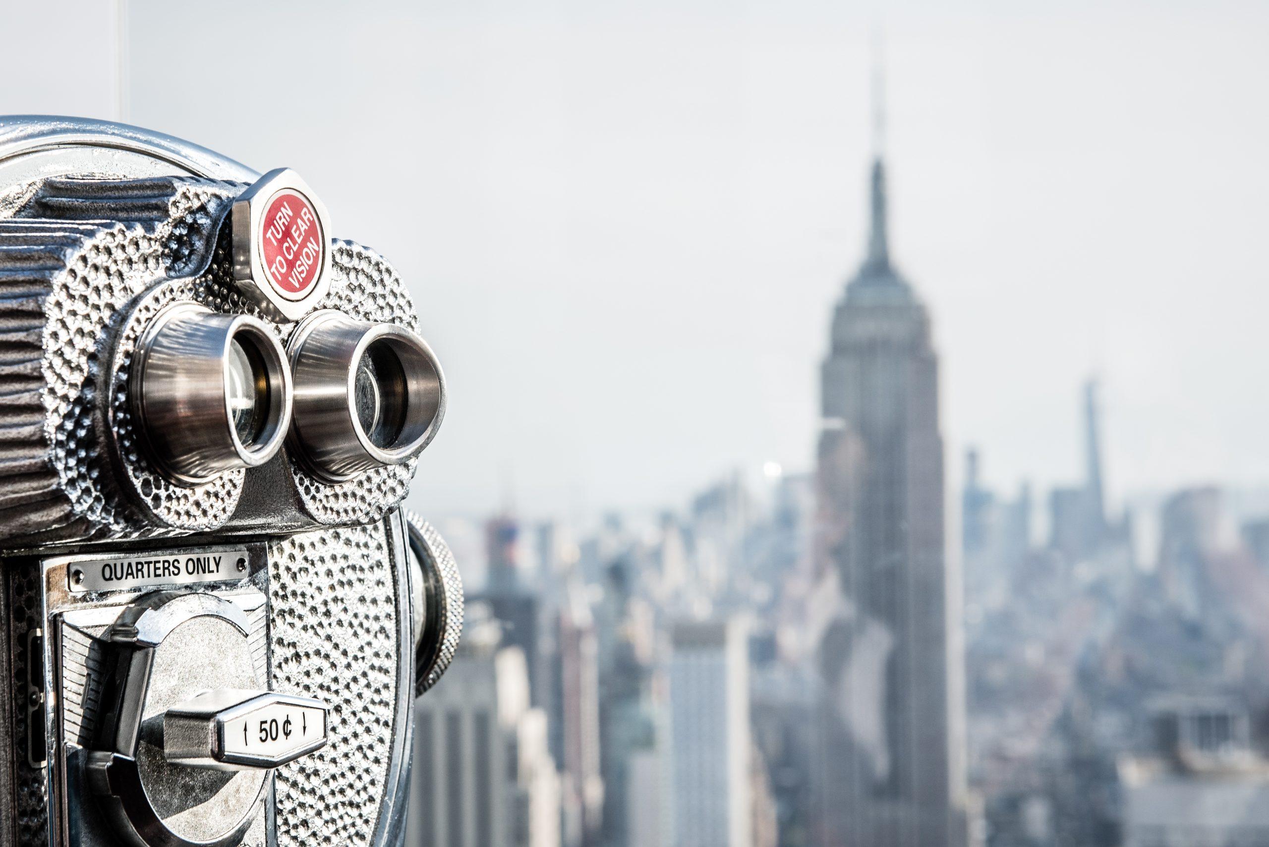 qué ver en Nueva York Top of the Rock