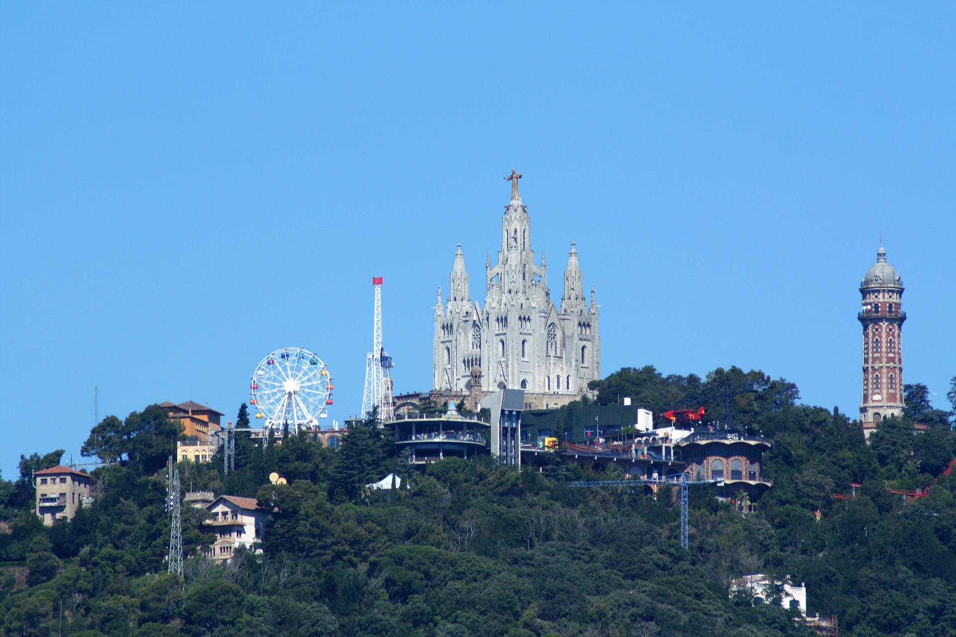 qué-ver-en-Barcelona-Tibidabo