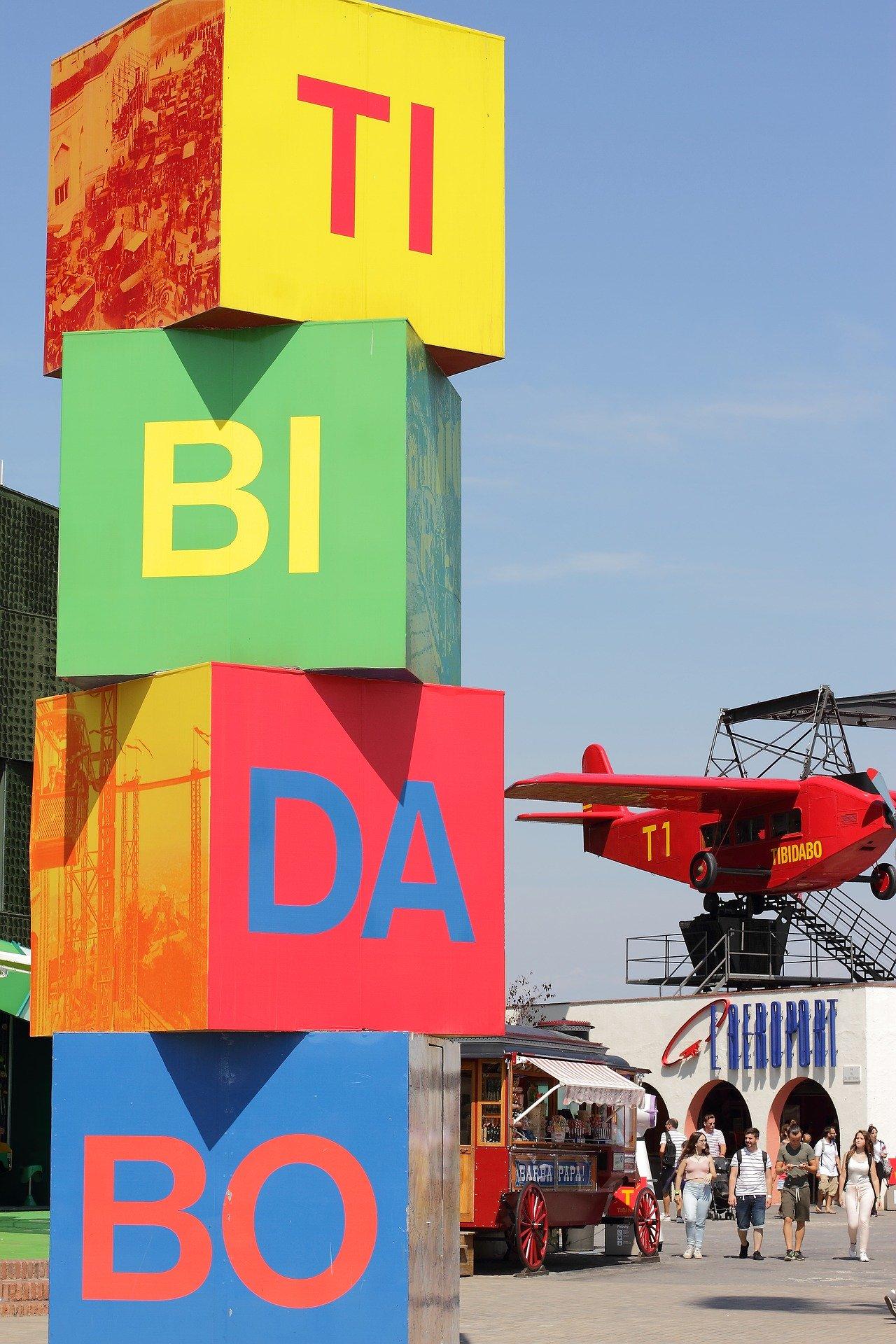 qué ver en Barcelona Tibidabo