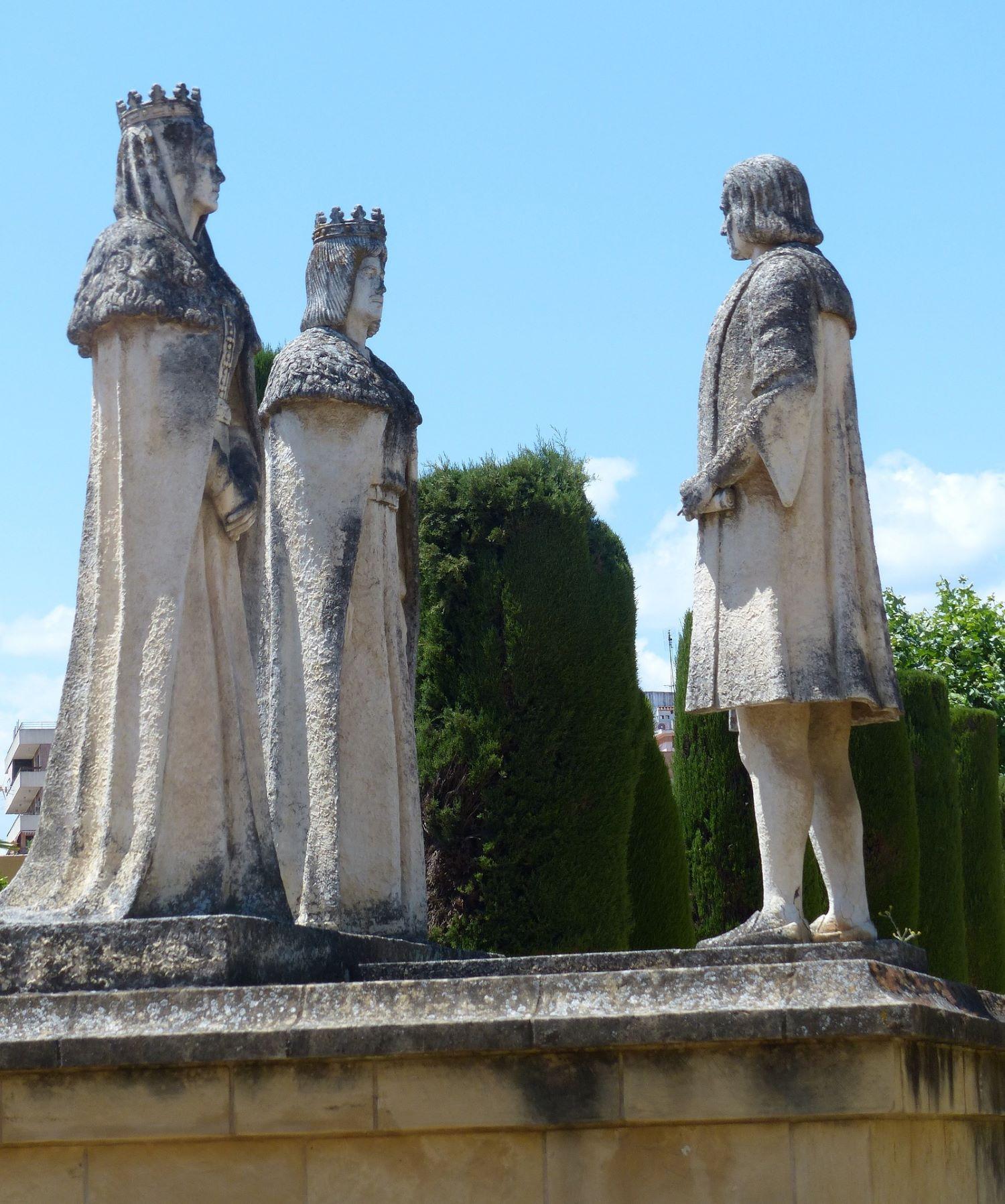 qué ver en Córdoba Alcázar de los Reyes Cristianos