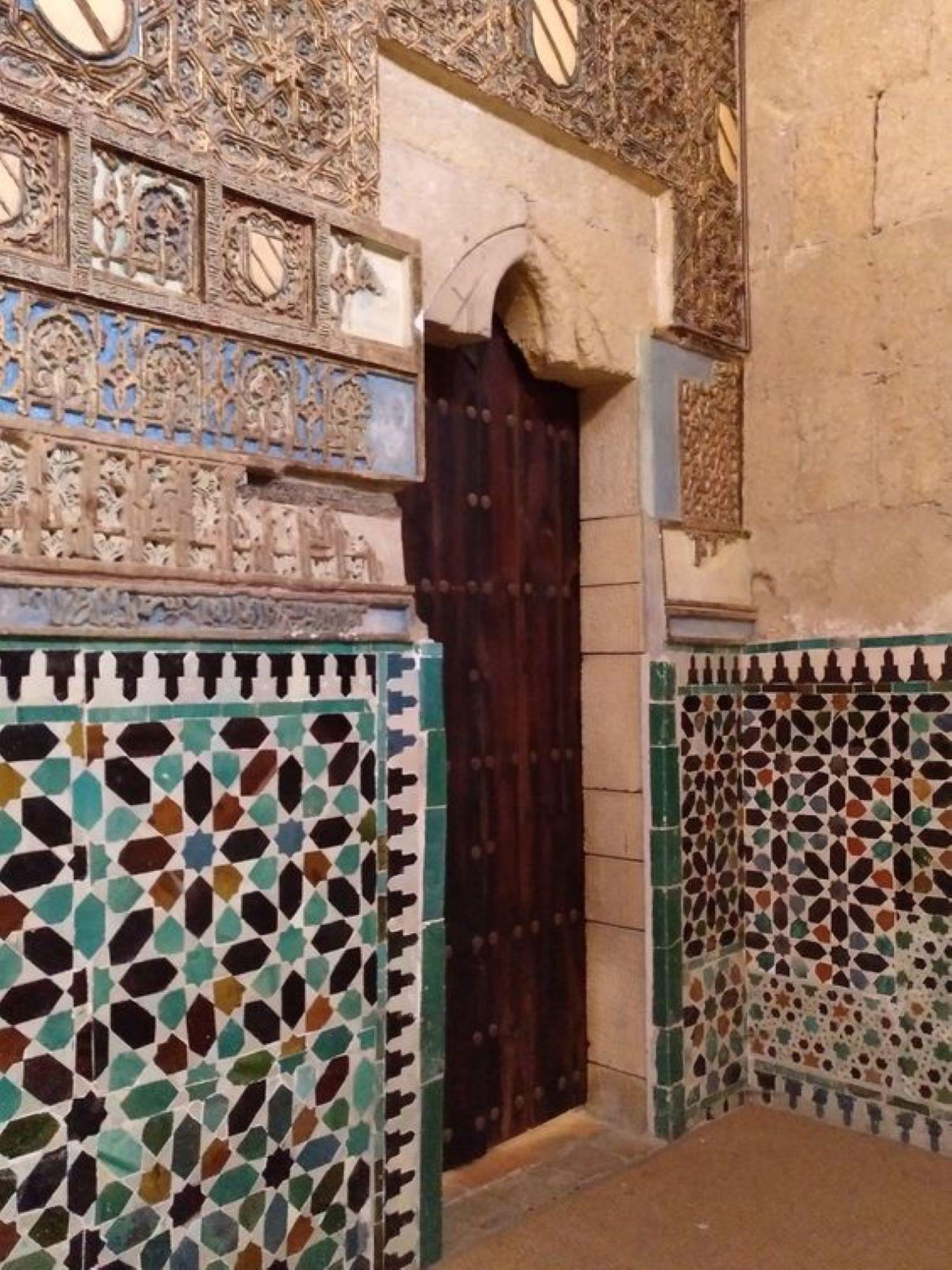 qué ver en Córdoba Capilla Mudéjar de San Bartolomé