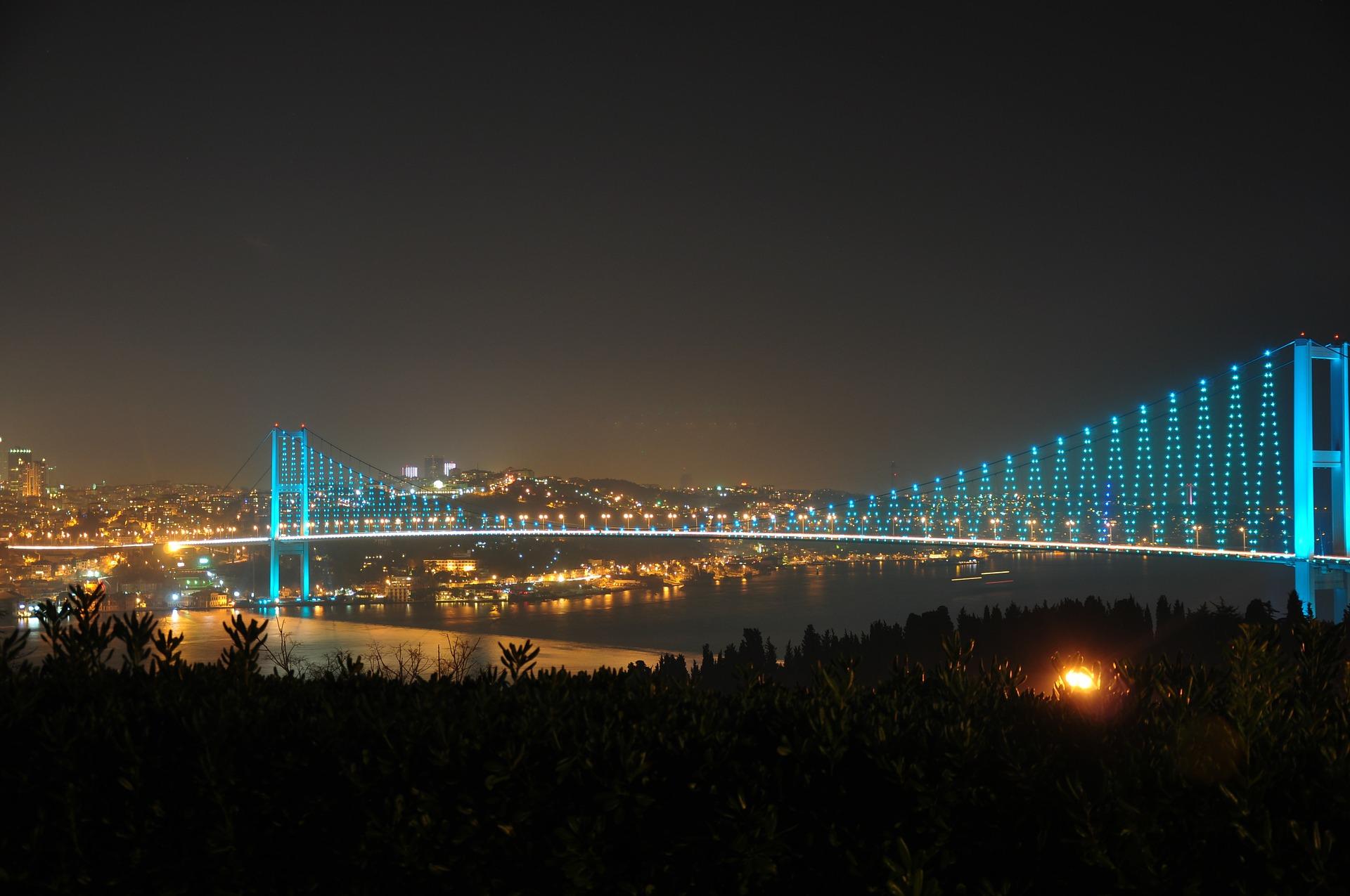 qué ver en Estambul Bósforo
