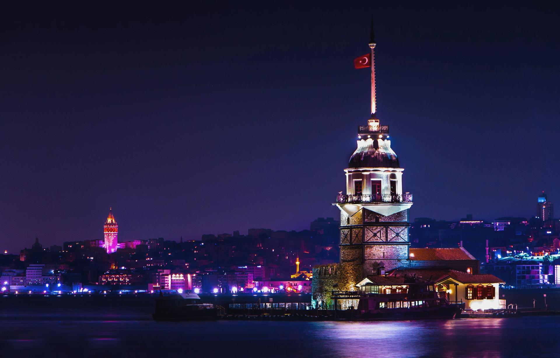 Bósforo o Estrecho de Estambul - Viajeros por el Mundo