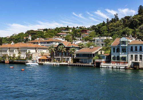 Bósforo o Estrecho de Estambul