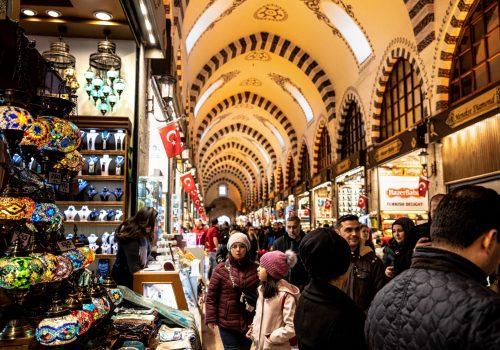 Gran Bazar, compras en Estambul