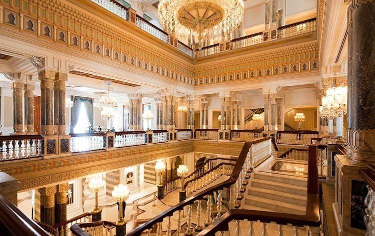 qué ver en Estambul Palacio de Ciragan