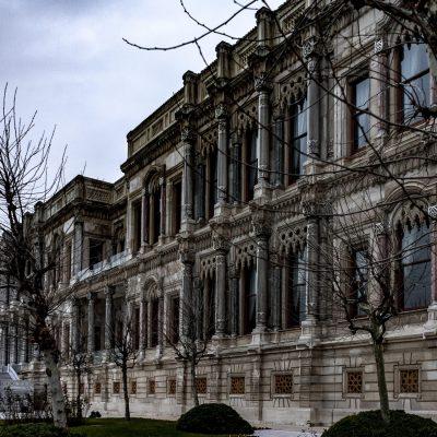 Palacio de Ciragan, Estambul