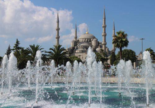 Parque Gülhane, Estambul