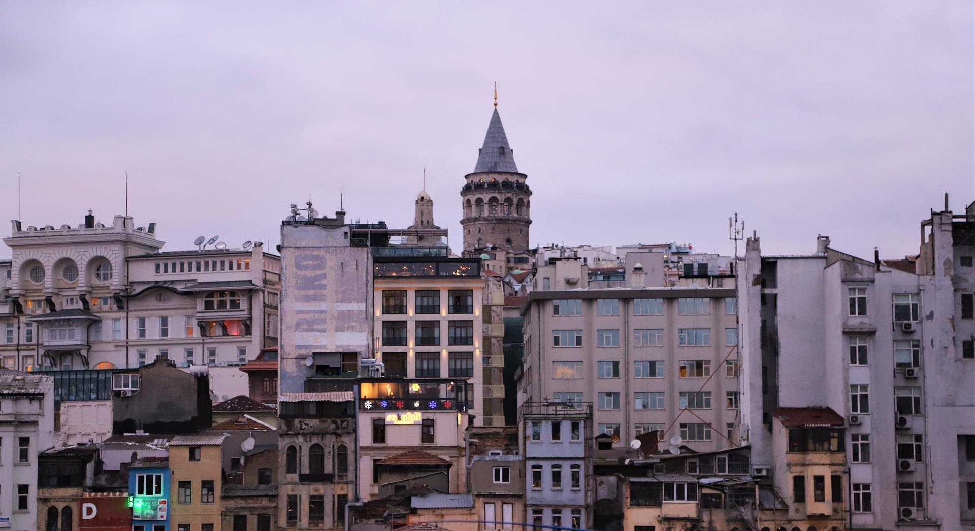 qué ver en Estambul Torre de Gálata