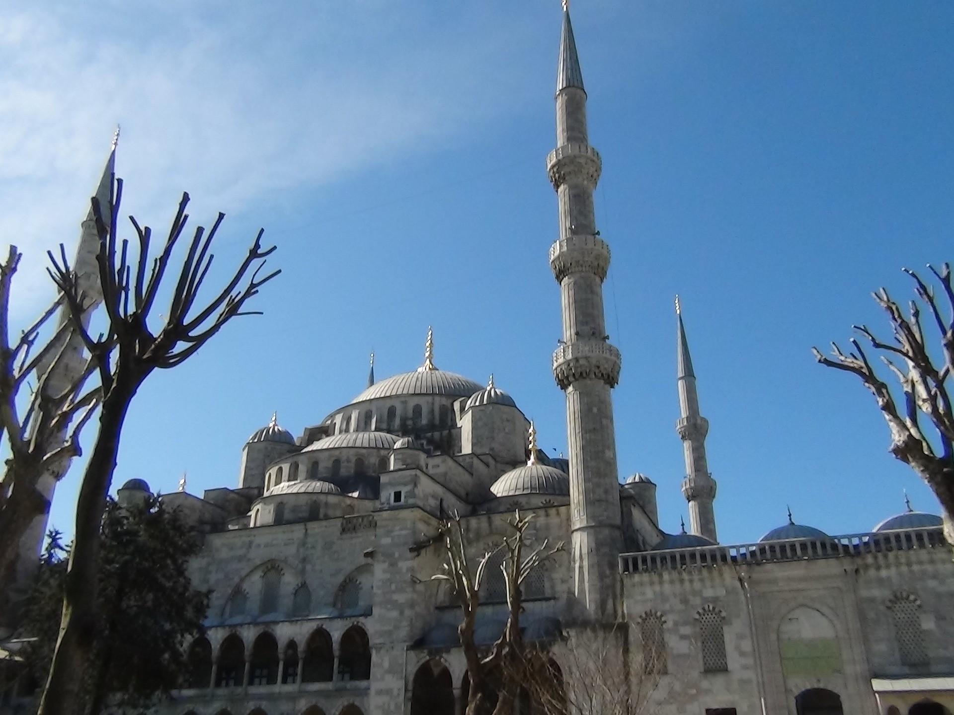 qué ver en Estambul Mezquita Azul