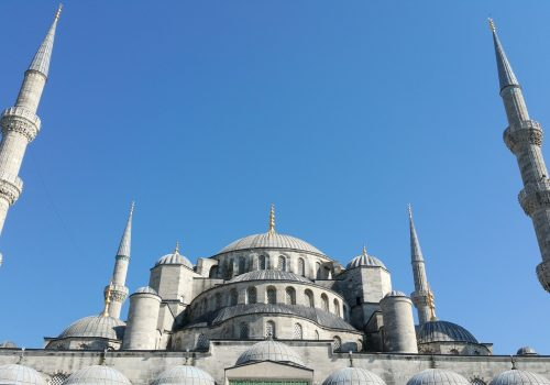 Mezquita Azul o del Sultán Ahmed