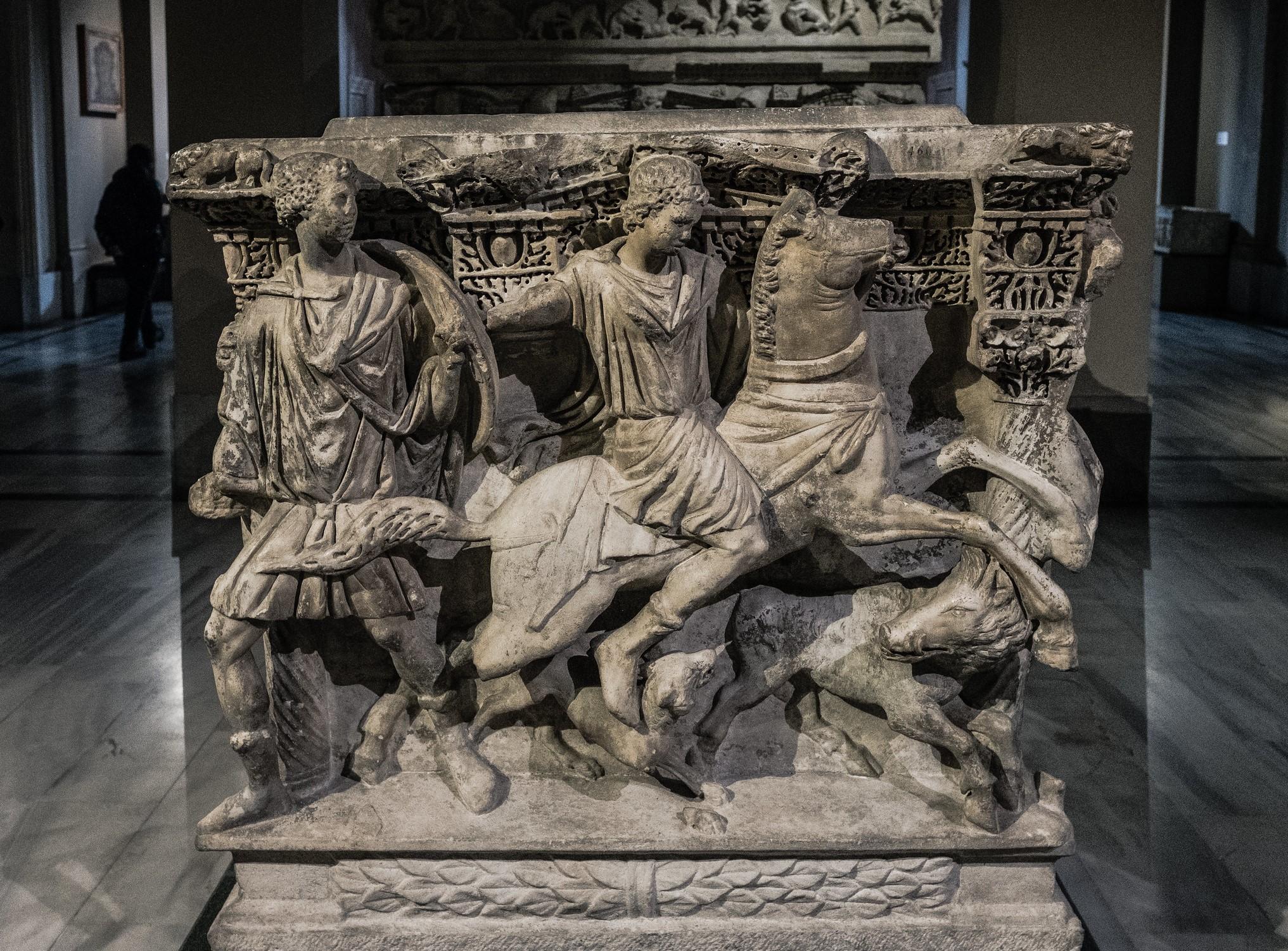 qué ver en Estambul Museo Arqueológico de Estambul