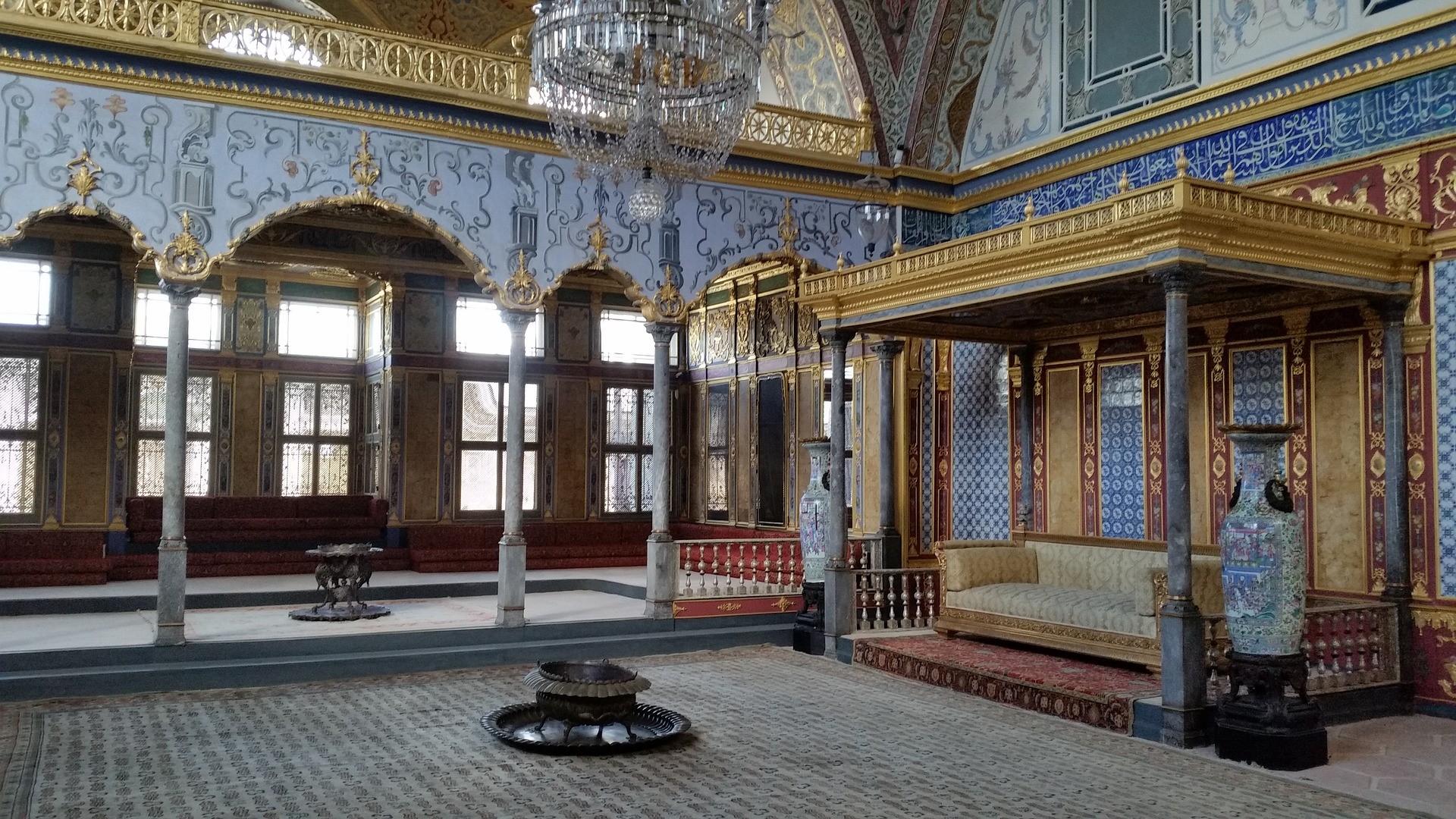 qué ver en Estambul Palacio de Topkapi