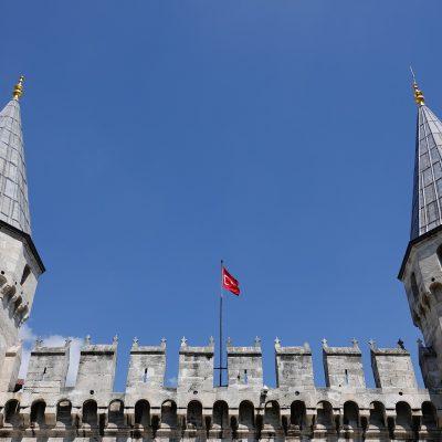 Palacio de Topkapi, el poder del imperio