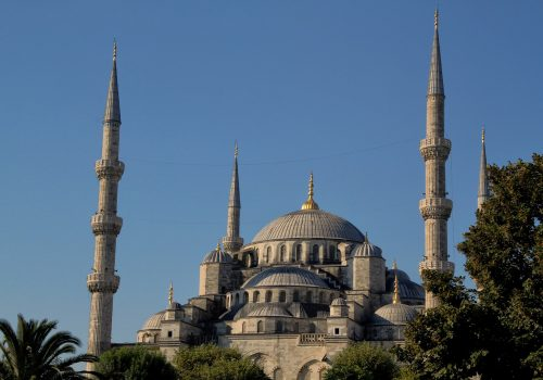 Santa Sofía, belleza turca