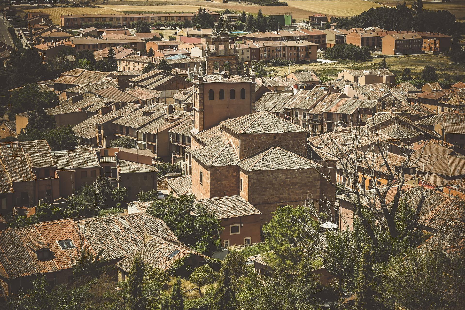 pueblos más bonitos de España Ayllón