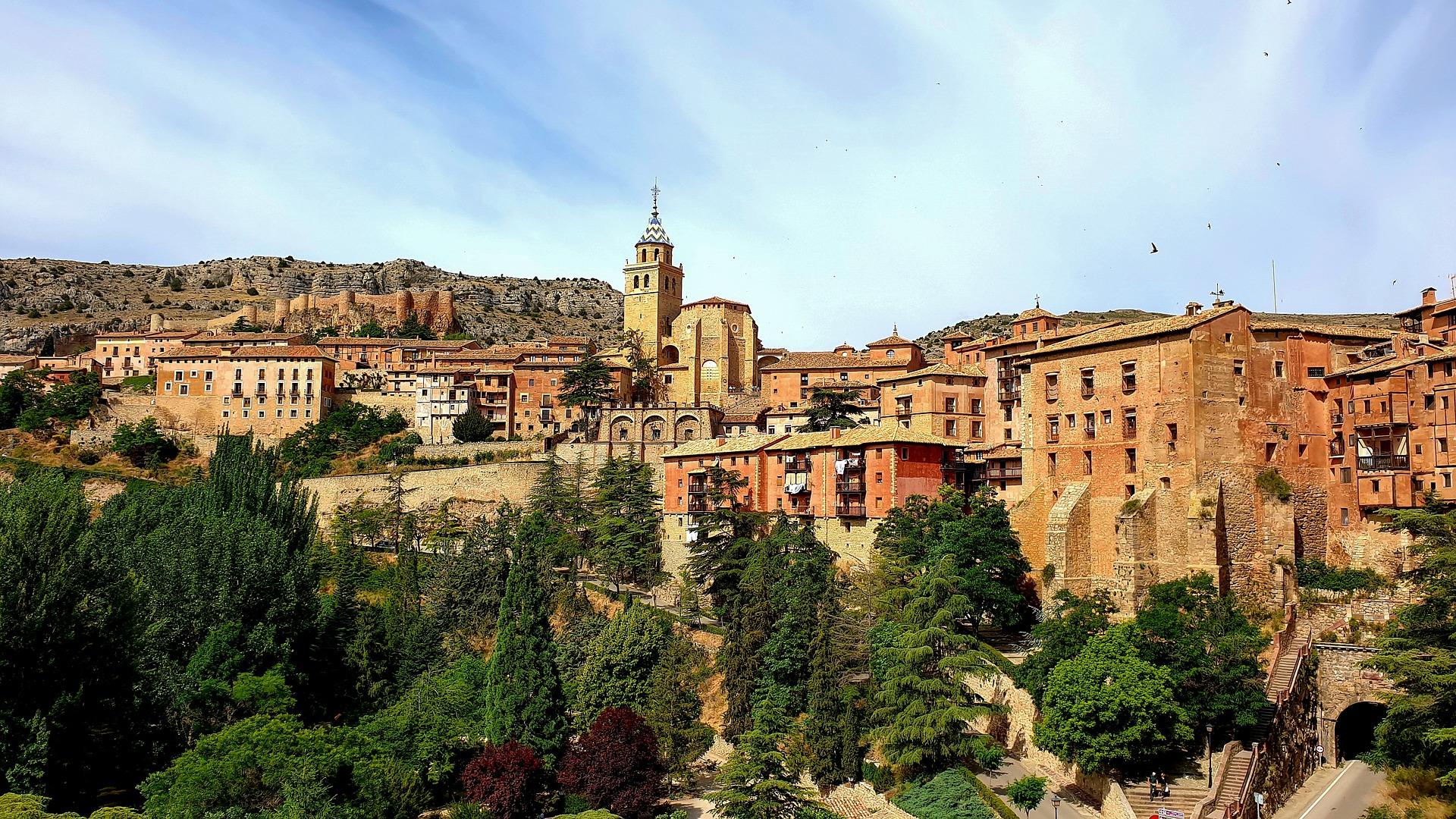 pueblos más bonitos de España Albarracín