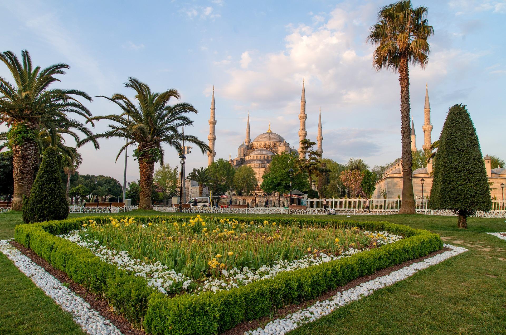 Barrio de Sultanahmet, Estambul - Viajeros por el Mundo
