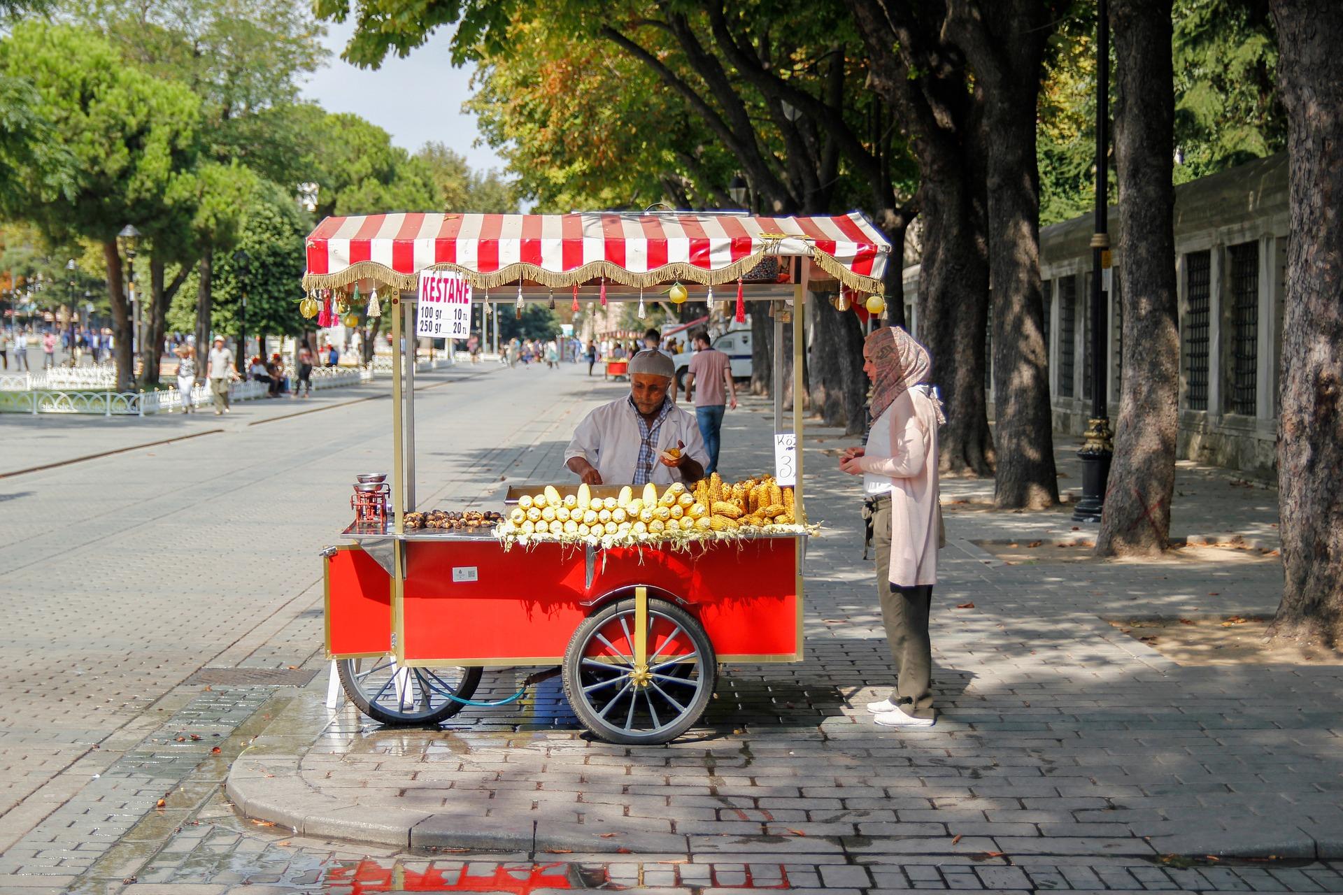 qué ver en Estambul Barrio de Sultanahmet