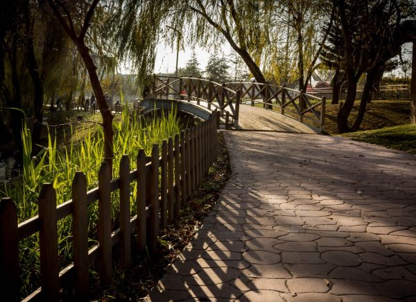 Parque de Yildiz, Estambul