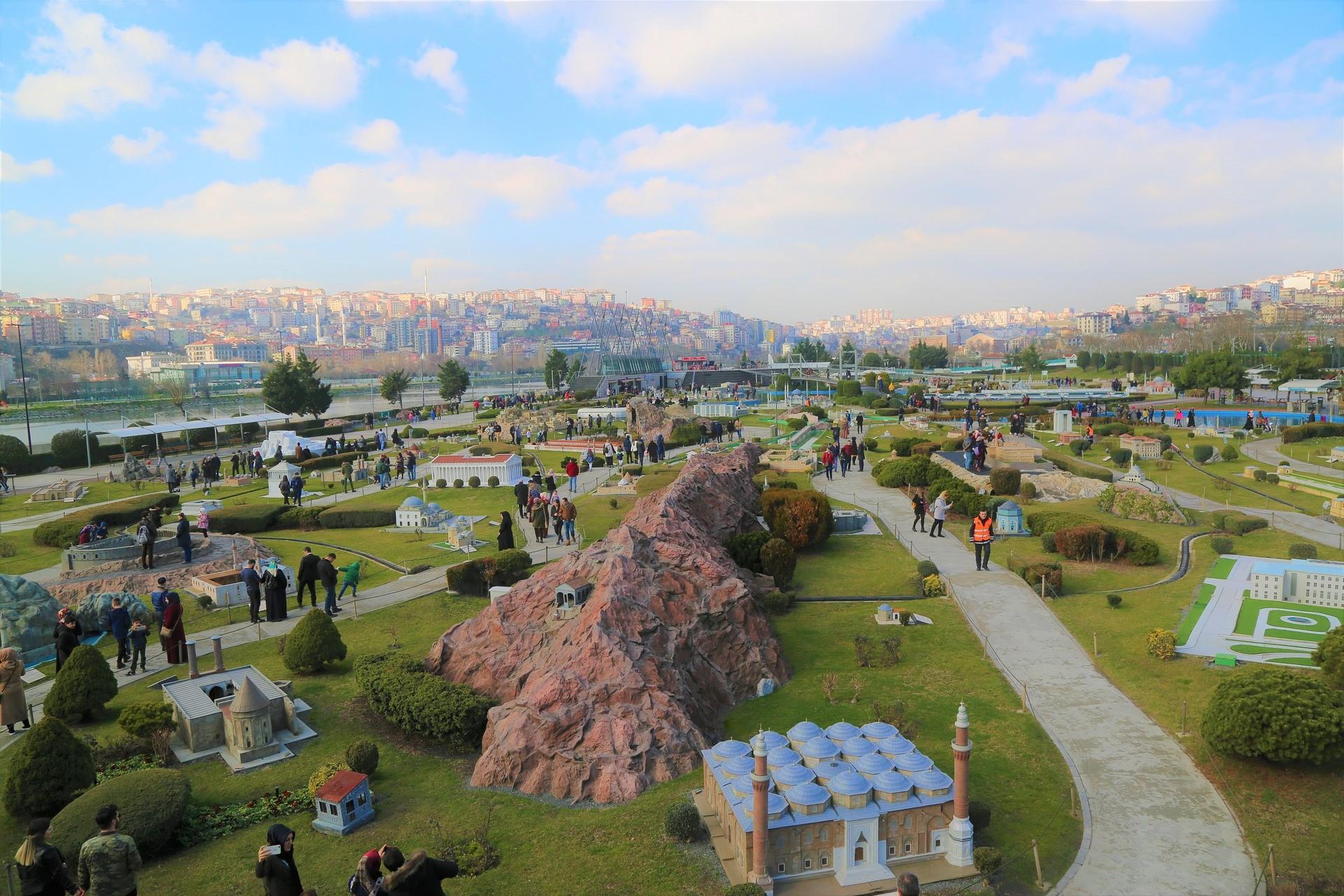 qué hacer en Estambul Parques de Atracciones
