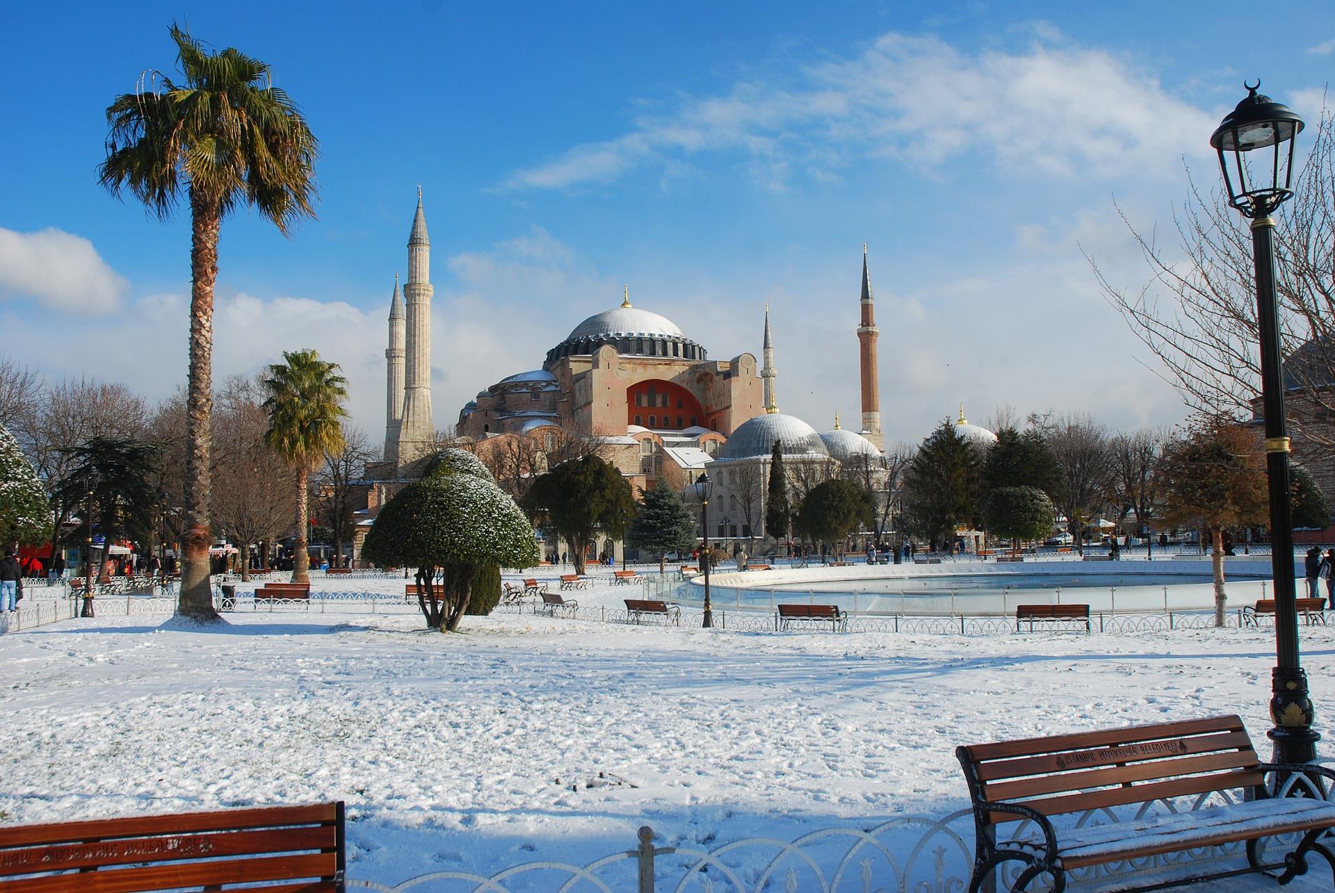 qué ver en Estambul Barrio Sultanahmet