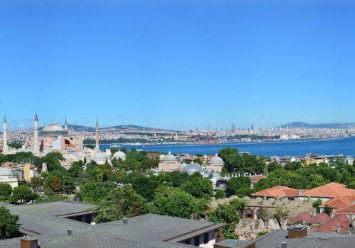 Barrio de Sultanahmet, Estambul