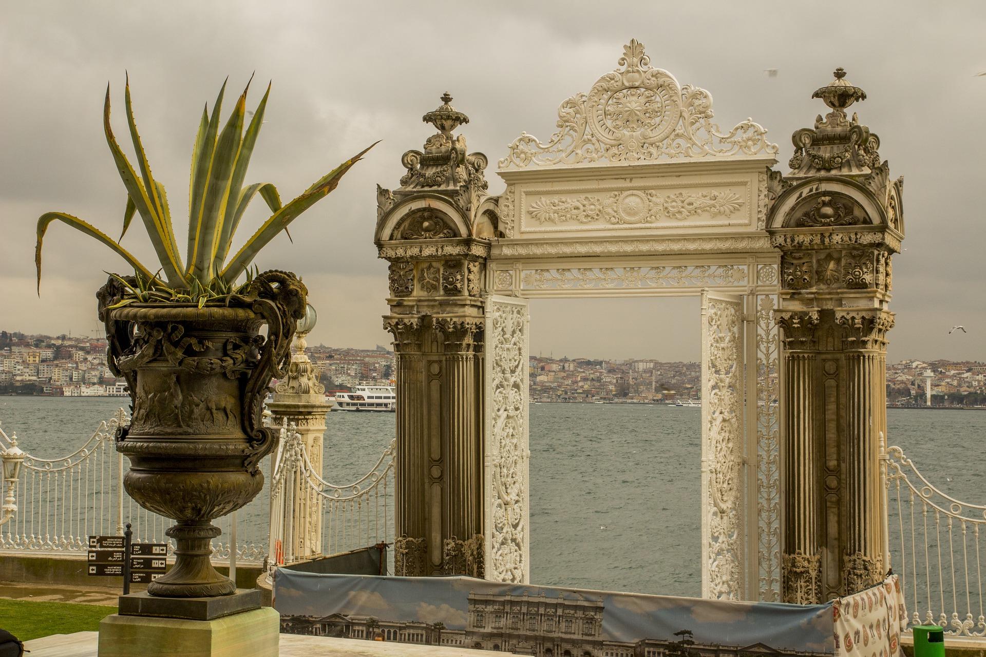 qué ver en Estambul Palacio Dolmabahçe