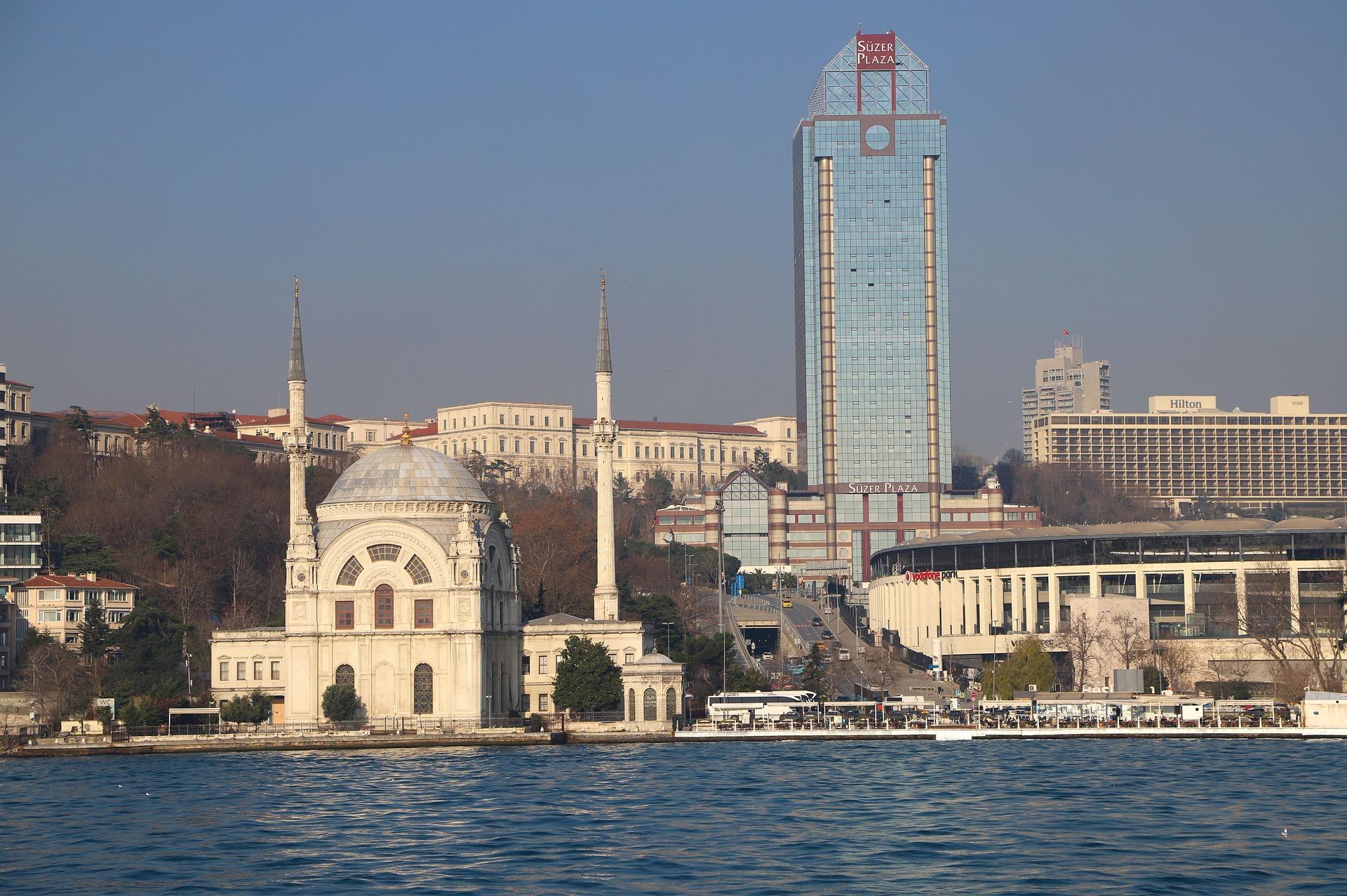 qué ver en Estambul Palacio Domebahçe