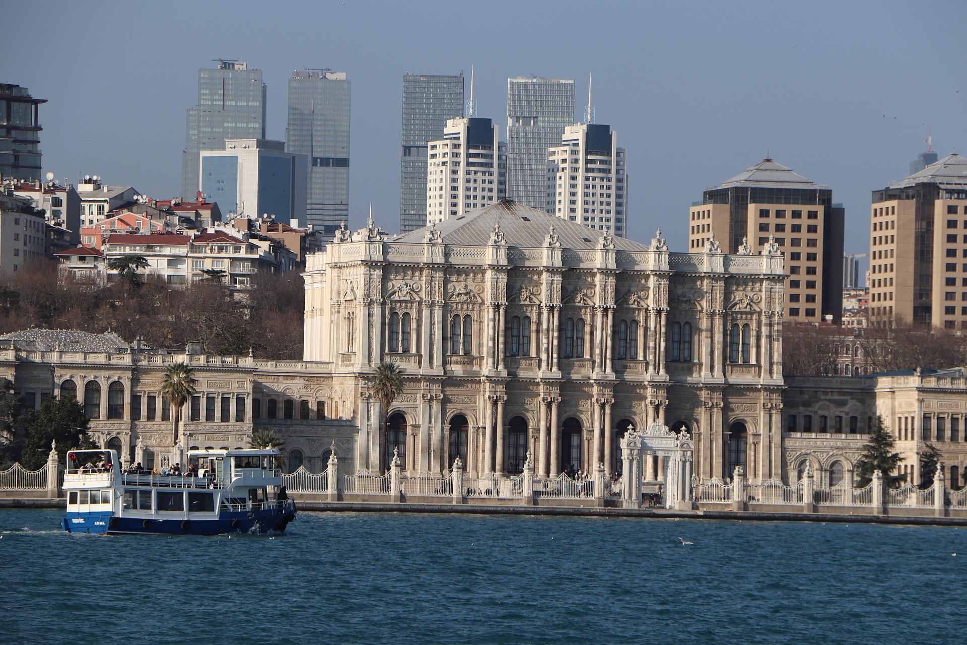 qué ver en Estambul Museo Dolmabahce