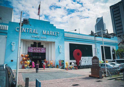 Central Market de Kuala Lumpur