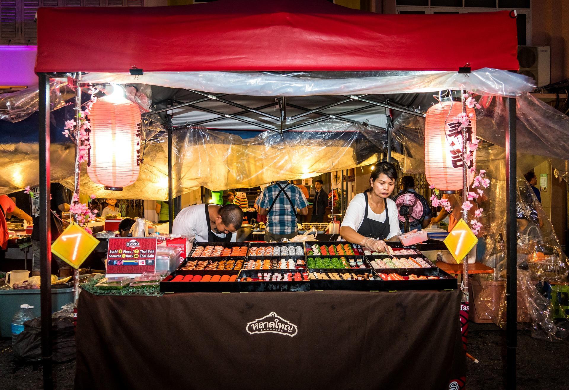 Jalan Alor, cenar en Kuala Lumpur - Viajeros por el Mundo