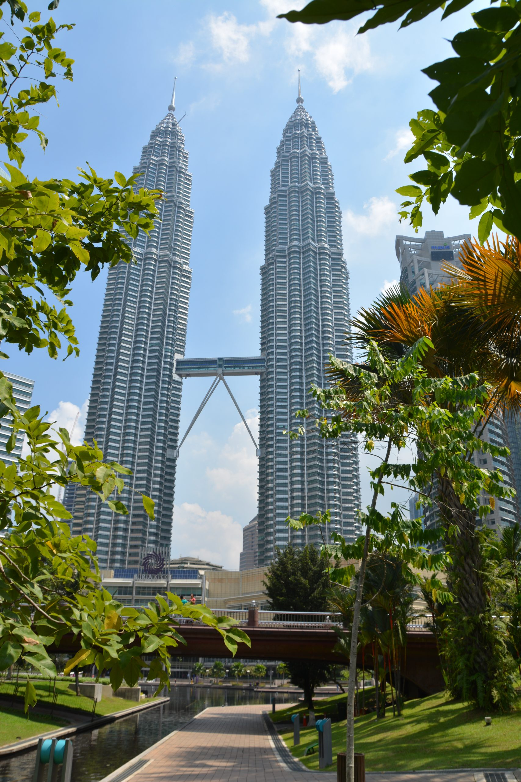 qué ver en Kuala Lumpur KLCC Park