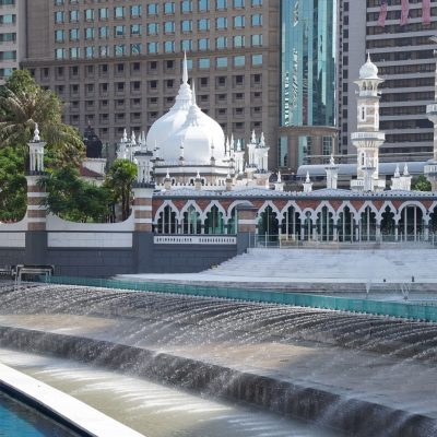 Masjid Jamek de Kuala Lumpur