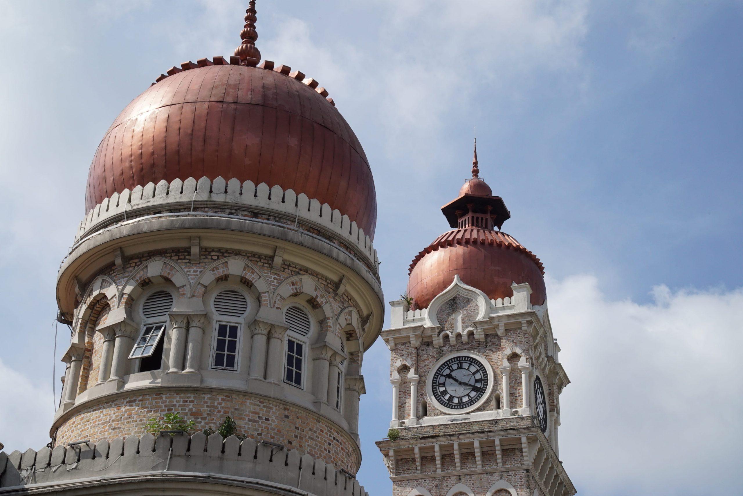 qué ver en Kuala Lumpur Edificio del Sultán Abdul Samad