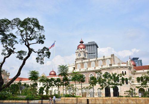 Edificio del Sultán Abdul Samad